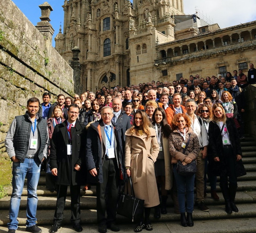 AERoGELS Action conference, held in Santiago de Compostela (Spain) during February 2020