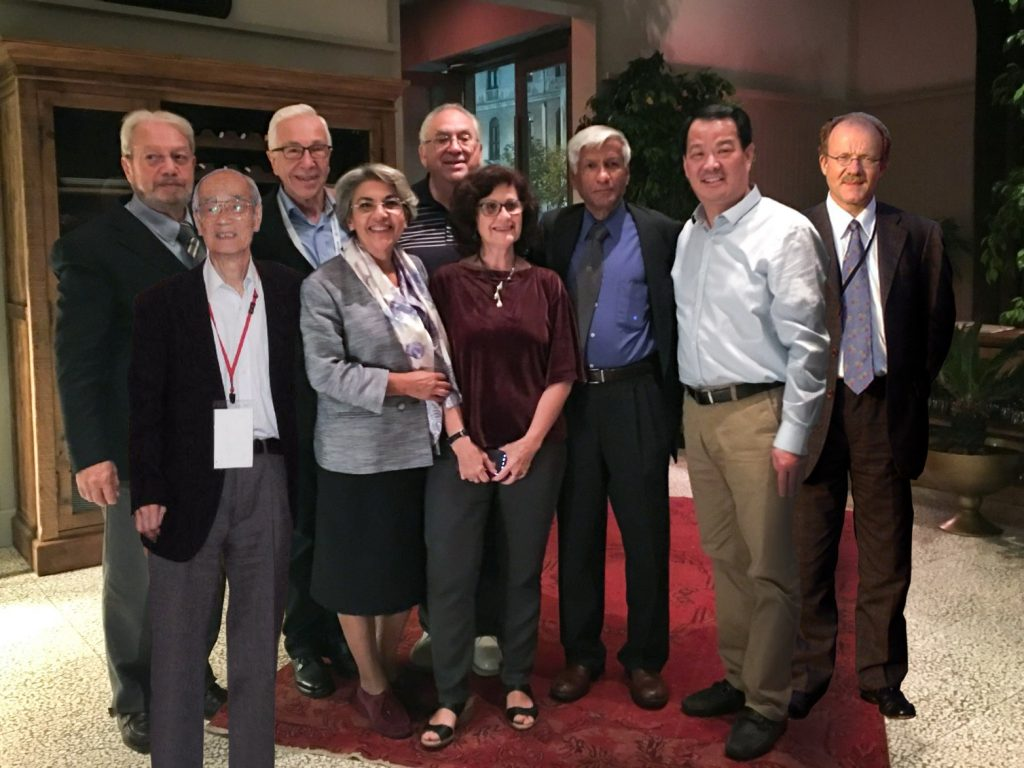 Past and current presidents of the ICG: 1994-2020